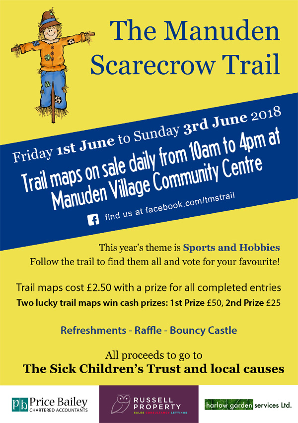 The Manuden Scarecrow Trail